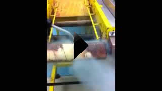 Steam Cleaning Chocolate Equipment